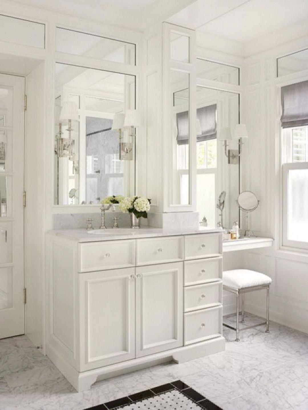 23 Beautiful Makeup Vanities Design For Pleasant Home