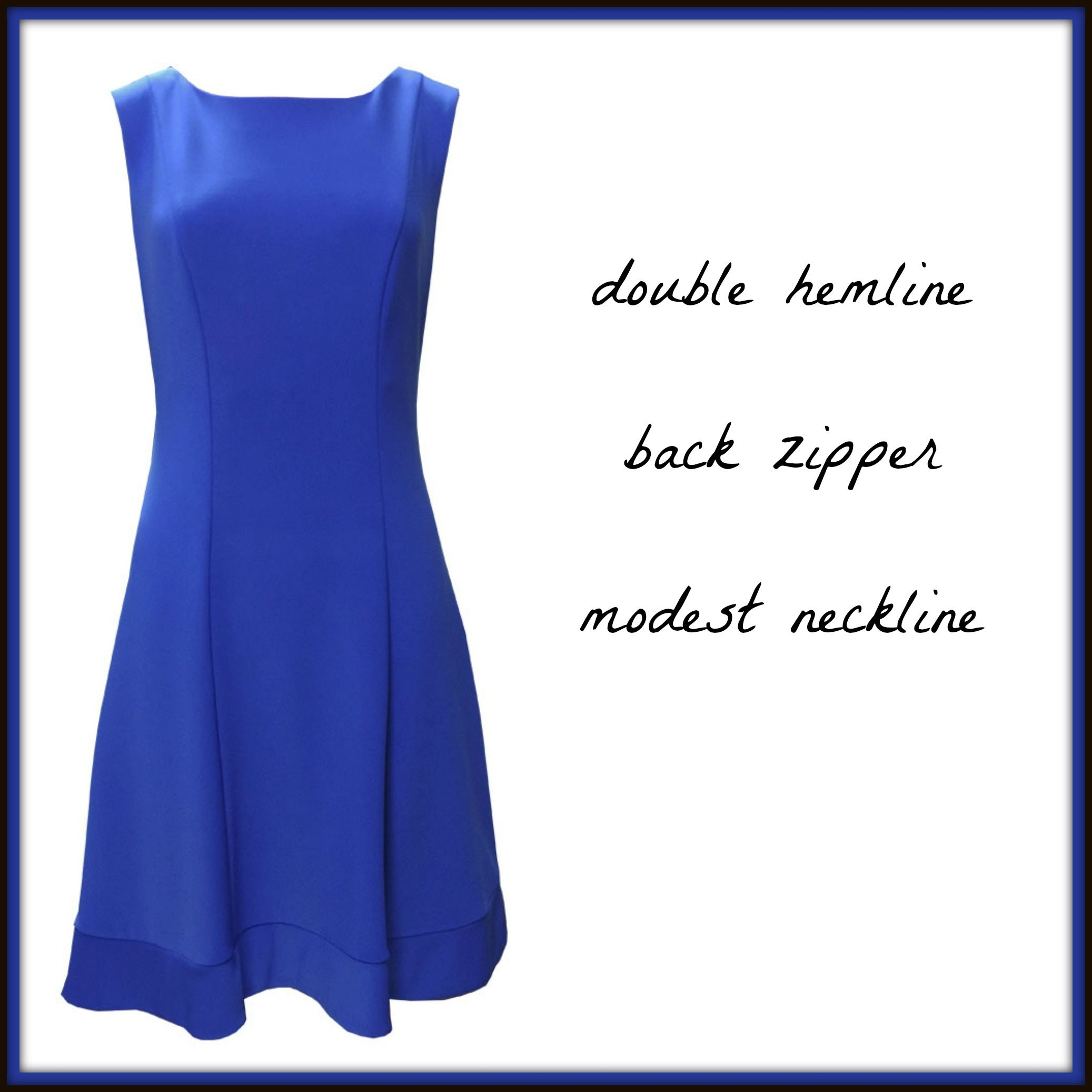 Joseph Ribkoff Princess Seam Dress see in stores or buy here: http://ow.ly/JhgbF