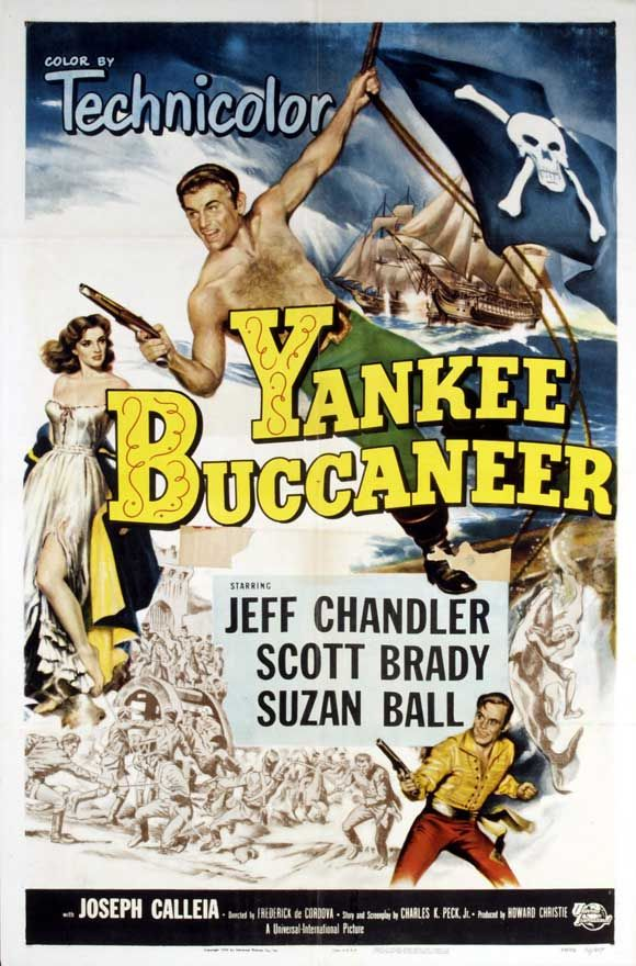 Watch Yankee Buccaneer Full-Movie Streaming