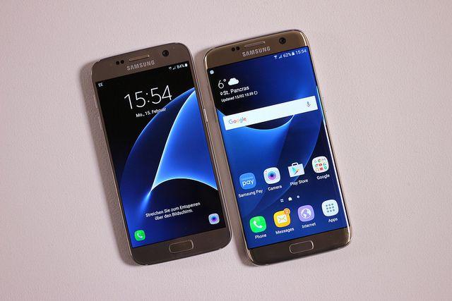 Diferencia Entre Samsung Galaxy S7 Y Galaxy S7 Edge Samsung