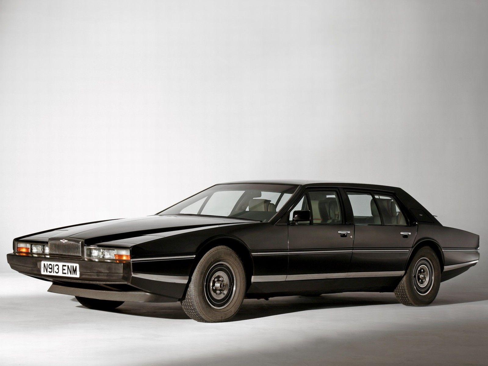 1984 Aston Martin Lagonda Limousine By Tickford