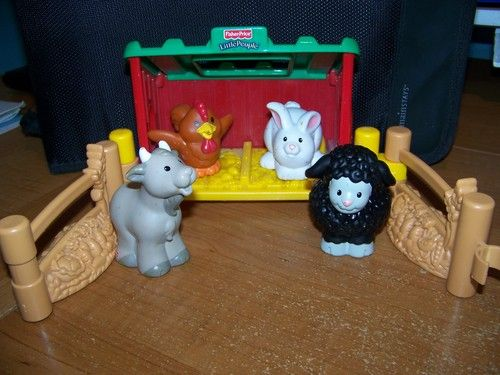Customer Image Gallery for Little People Baby Animal: Nest