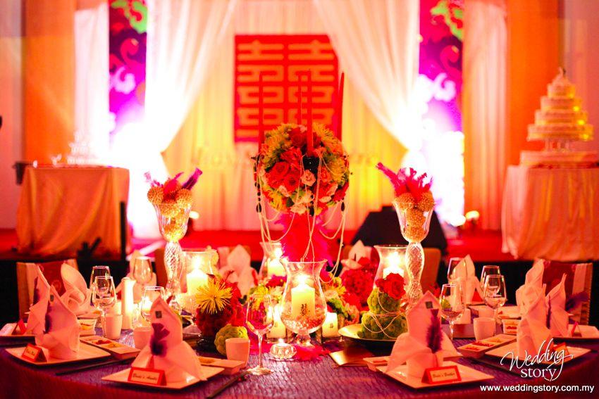 Punjabi Wedding Theme Western Wedding Holiday Inn Chinese Theme