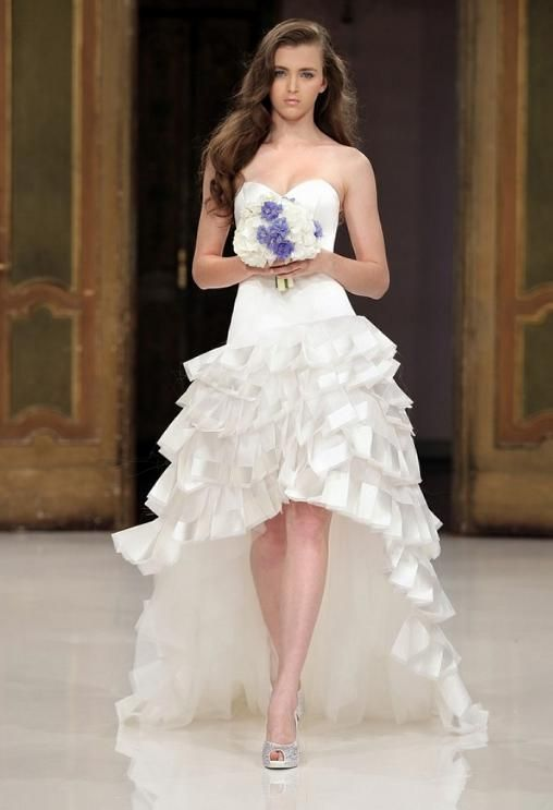 exotic wedding dresses | ... Selected and Exotic Spring Wedding ...