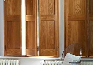 Window Shutters Solid Wood The Shutter