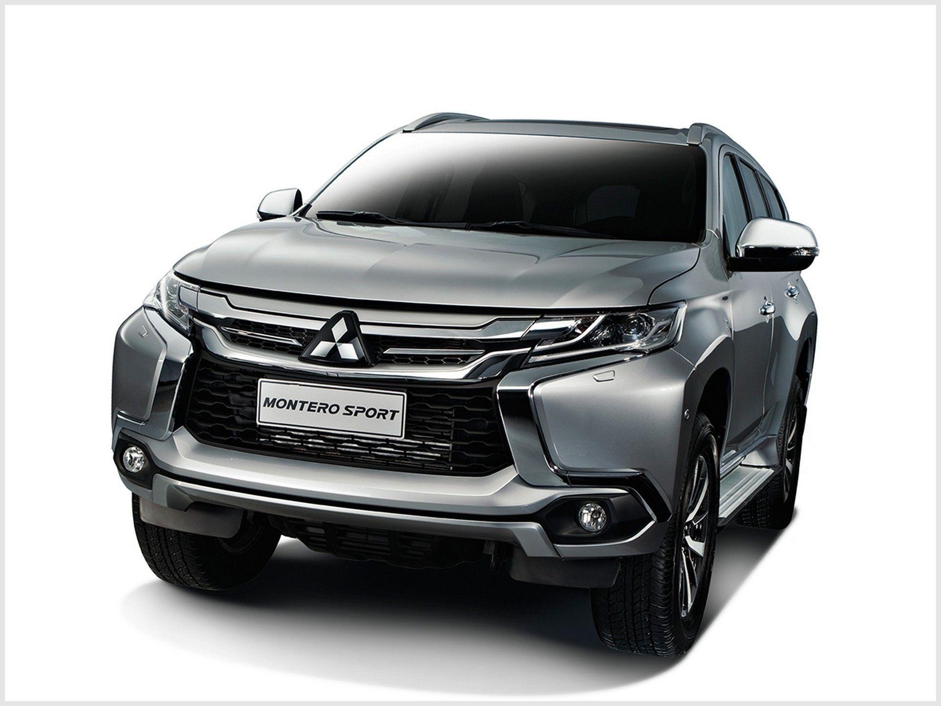 2020 Mitsubishi Montero Sport Philippines Mitsubishi