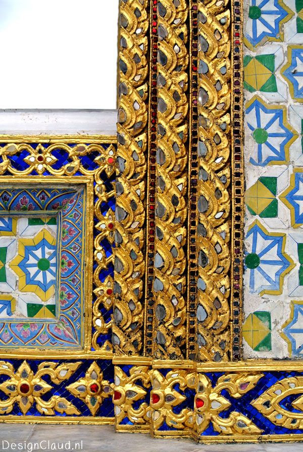 Grand Palace in Bangkok – Lovely Details and Decorations by DesignClaud