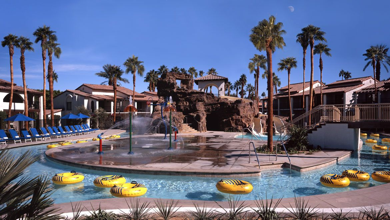 Rancho Mirage Resort Super Fun Kids Pool No Kitchen Or Club Splash Padpalm Springshotels