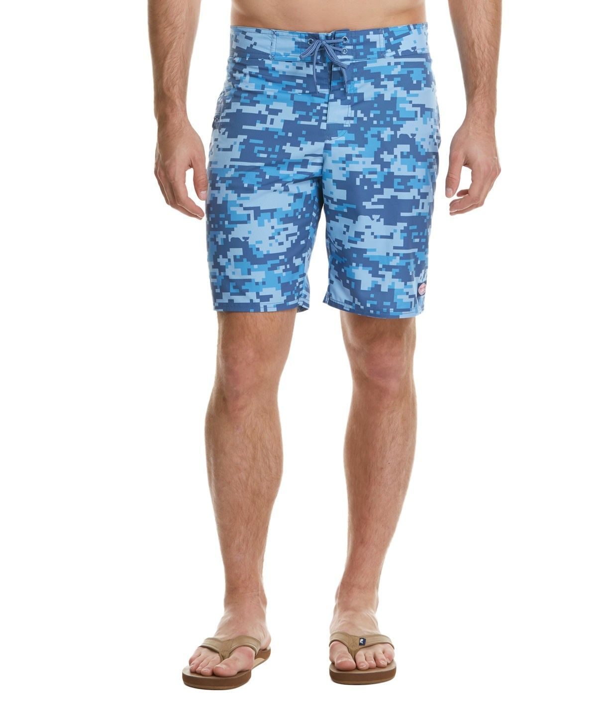 Vineyard Vines Digital Camo Board Shorts