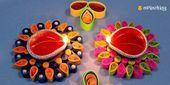 14 Unique DIY Diwali Decoration Ideas #diwalidecorations Diwali is the most awai #christmas #christmastree #christmasdecor #diwalidecorations