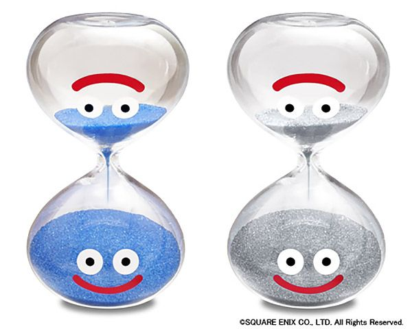 Dragon Quest Slime Hourglass It S About Time Somebody Made This Dragon Quest Hourglass Dragon