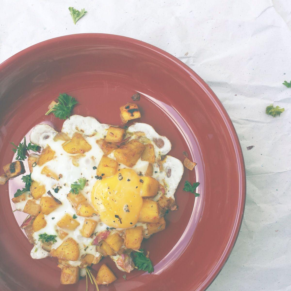 Sweet Potato Breakfast Hash   My Everyday Kitchen Rants