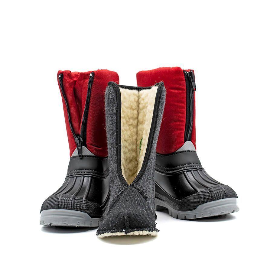 Buty Zimowe Ocieplane Sniegowce Zasuwane Demar New Nordic C Boots Sorel Winter Boot New Nordic