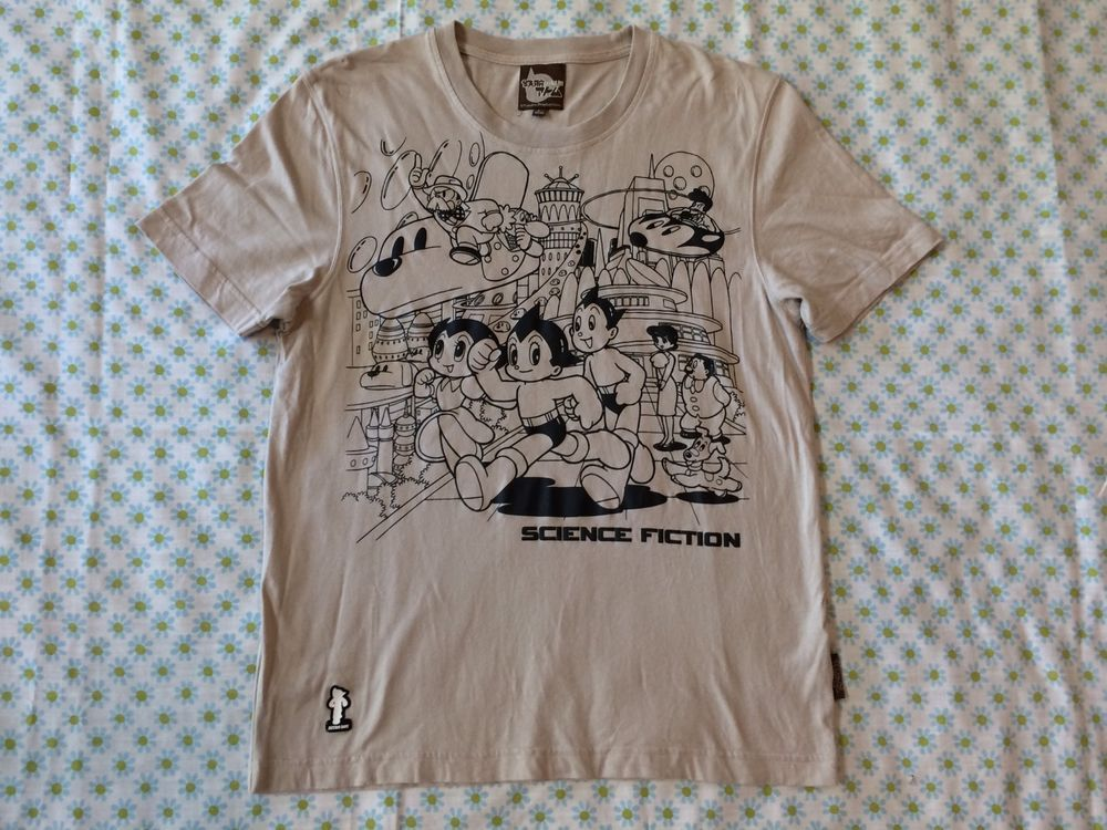 7e75bc542 Astro Boy Tezuka Productions Woman's Large Shirt Retro Anime Science Fiction  | Clothing, Shoes & Accessories, Women's Clothing, T-Shirts | eBay!