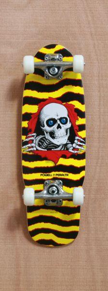 "Powell 23.75"" Ripper Mini Skateboard Complete"