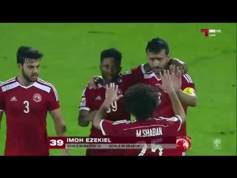 Al-Wakra vs Al-Arabi - http://www.footballreplay.net/football/2016/12/01/al-wakra-vs-al-arabi/
