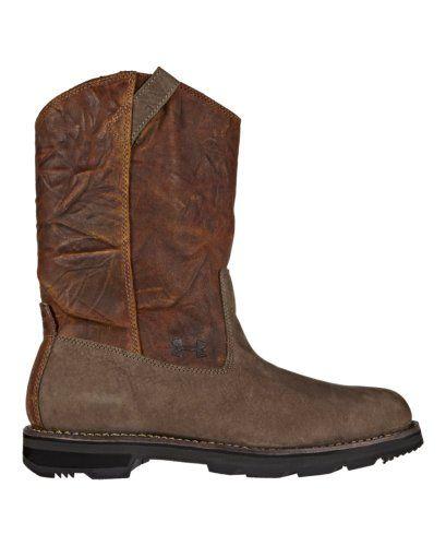 Under Armour Men's UA Tradesman Boots 10.5 Uniform Under Armour http://www.