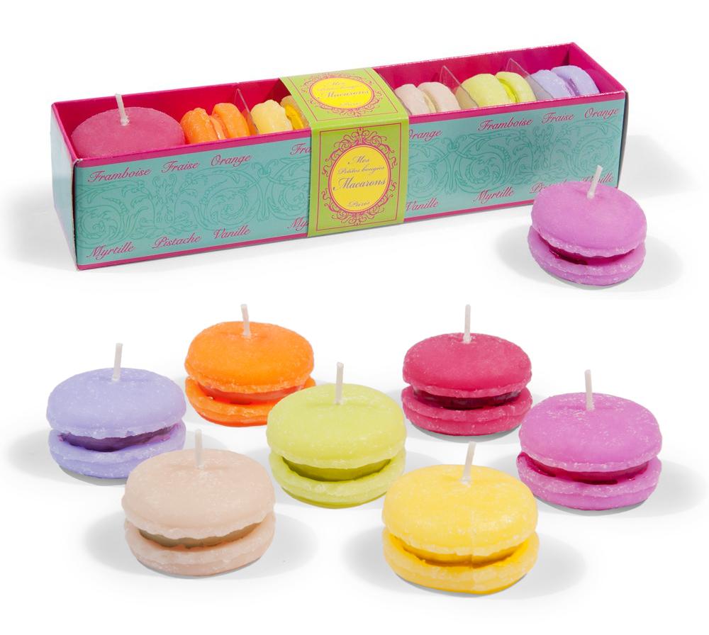 faux macarons pour mettre dans bonbonni res si possible pas en bougies in cos 17 pinterest. Black Bedroom Furniture Sets. Home Design Ideas