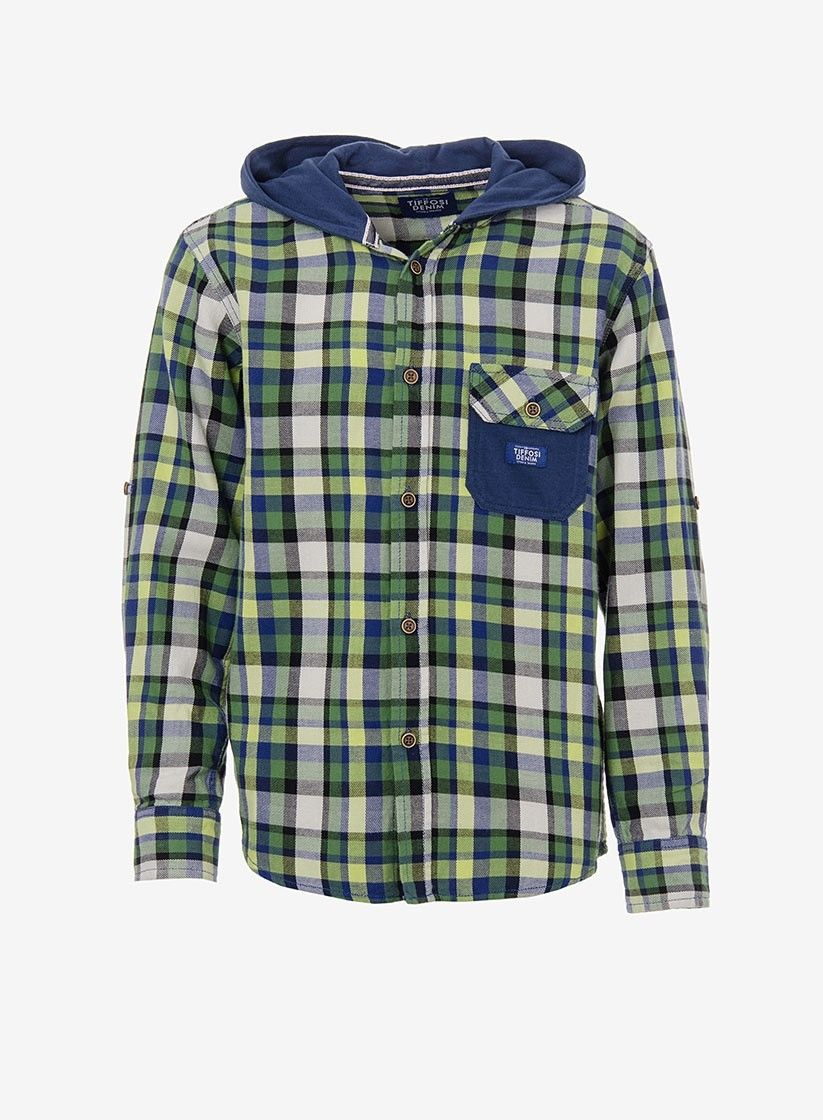 825f5e921b0 Camisa Otis para niño de Tiffosi