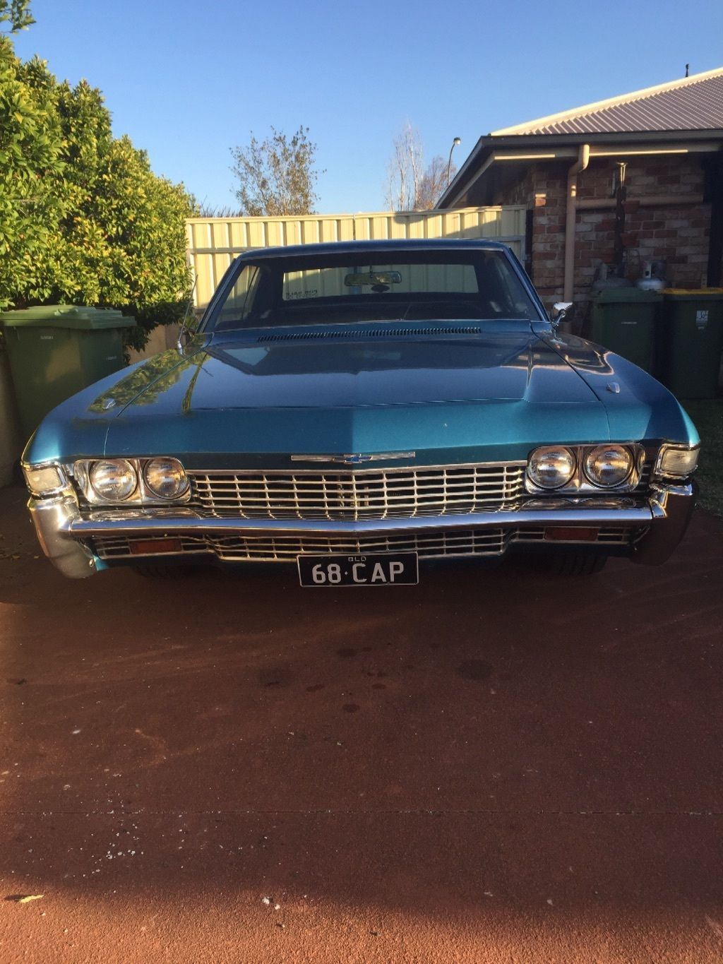 1968 Chevrolet Caprice in Cars, Bikes, Boats, Cars, Collector Cars ...