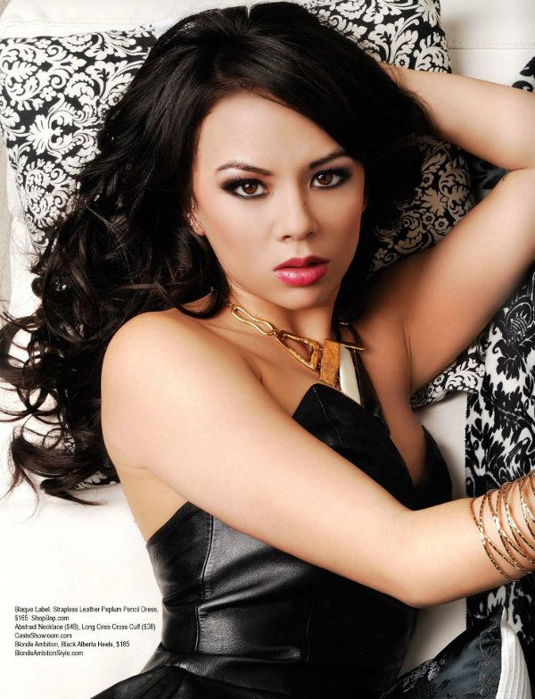 janel parrish photoshoot
