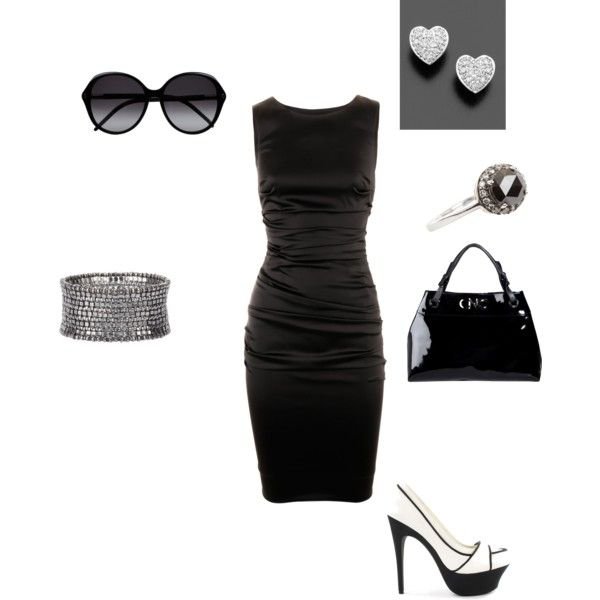 """""""if I had the body and the money ..."""" by dmingear on Polyvore"""