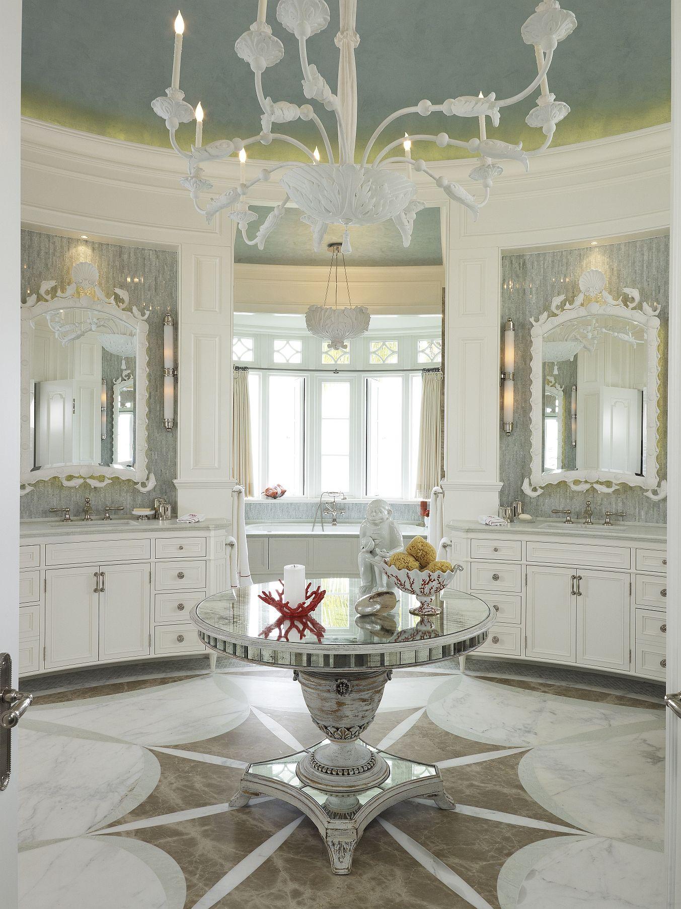 Grand Bath. Center Table | bathroom | Pinterest | Center table, Bath ...