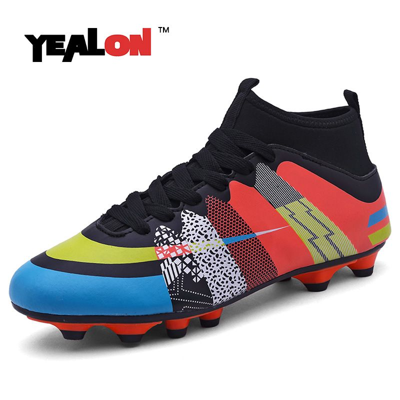 Free Shipping Buy Best Yealon Superfly Football Boots Chuteira Futebol Soccer Shoes With Sock Men Kids Boys Socc Soccer Boots Football Shoes Soccer Shoes