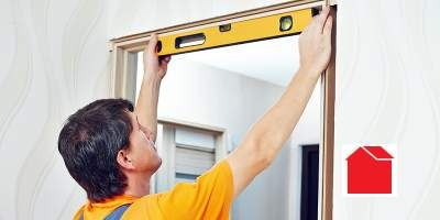 DIY Fix For Out Of Plumb Doors and Other Problems & DIY Fix For Out Of Plumb Doors and Other Problems | front door ... pezcame.com