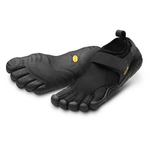 1d50b2e12544d The Vibram FiveFingers Mens Flow, M138, Black/Black. Vibram FiveFingers  Men's Flow Shoe is a kick-ass shoe that provides comfortable barefoot  protection ...