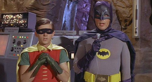 Adam West And Burt Ward Best Batman And Robin Ever Batman Tv