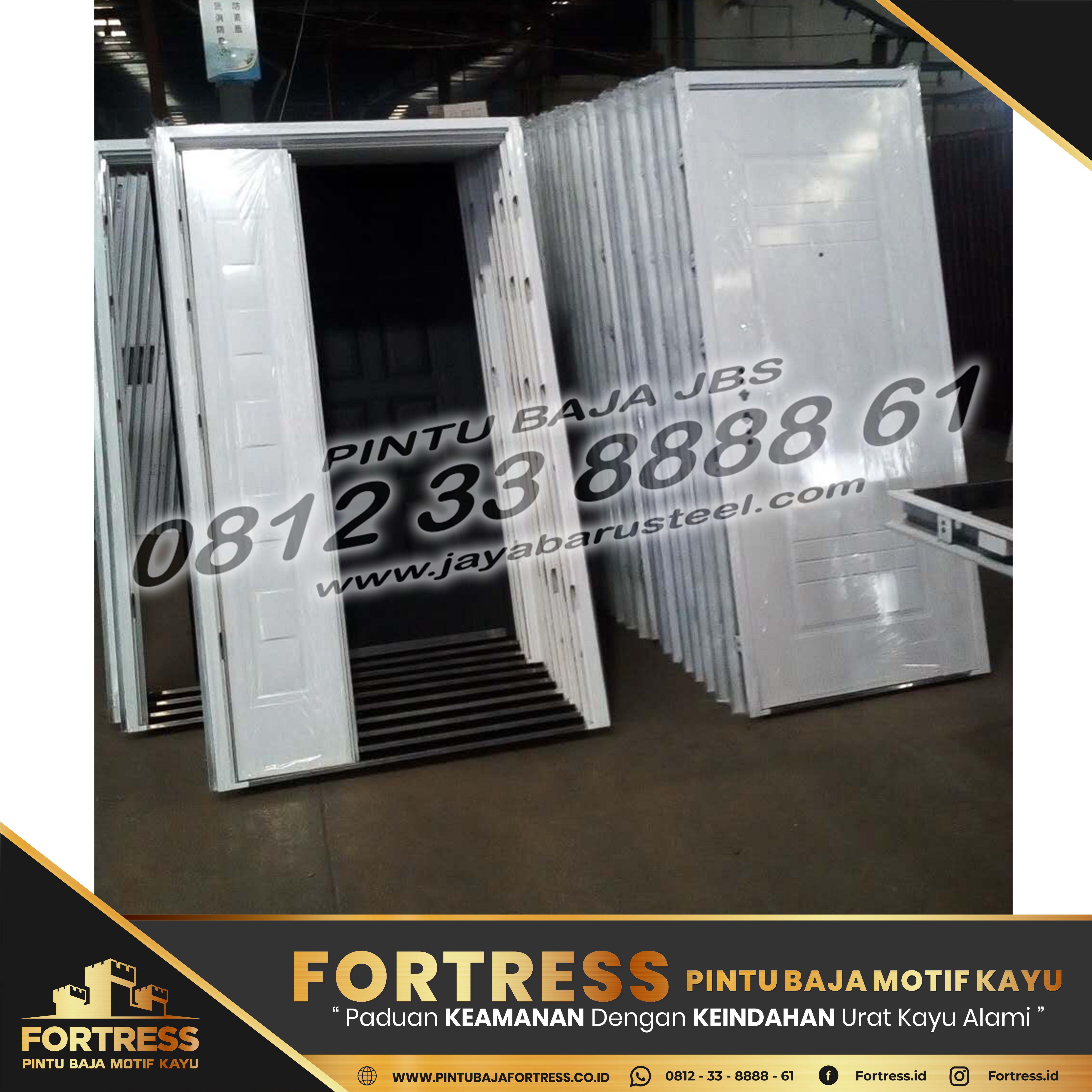 0812-91-6261-07 (FORTRESS) Lack of Steel Doors CrossRay …