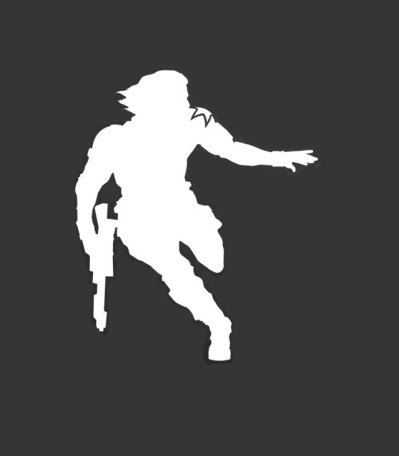 Winter soldier vinyl decal logo marvel collections sticker