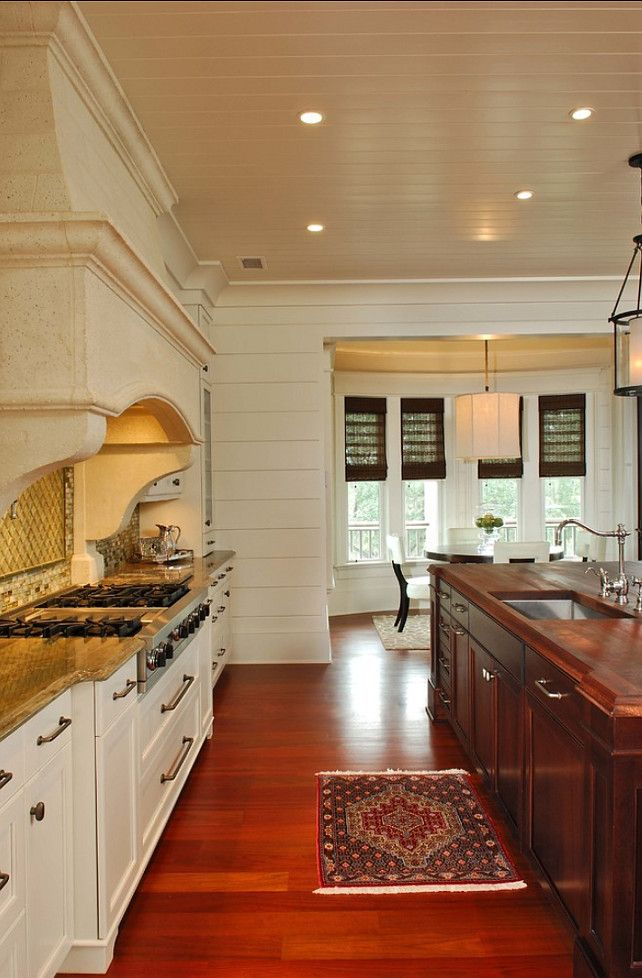 Sherwin Williams Alabaster 7008 Off White Kitchen Paint Color. # SherwinWilliams #Alabaster #
