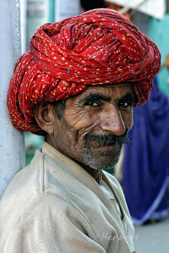 I am a Rajasthani 2 by Herbert Wong on 500px