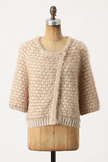 this sweater looks cozy and chic