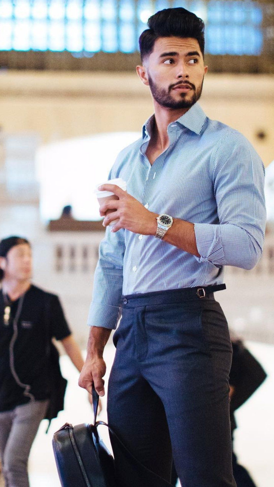 5 Everyday Outfits To Look Great   Shirt outfit men, Men
