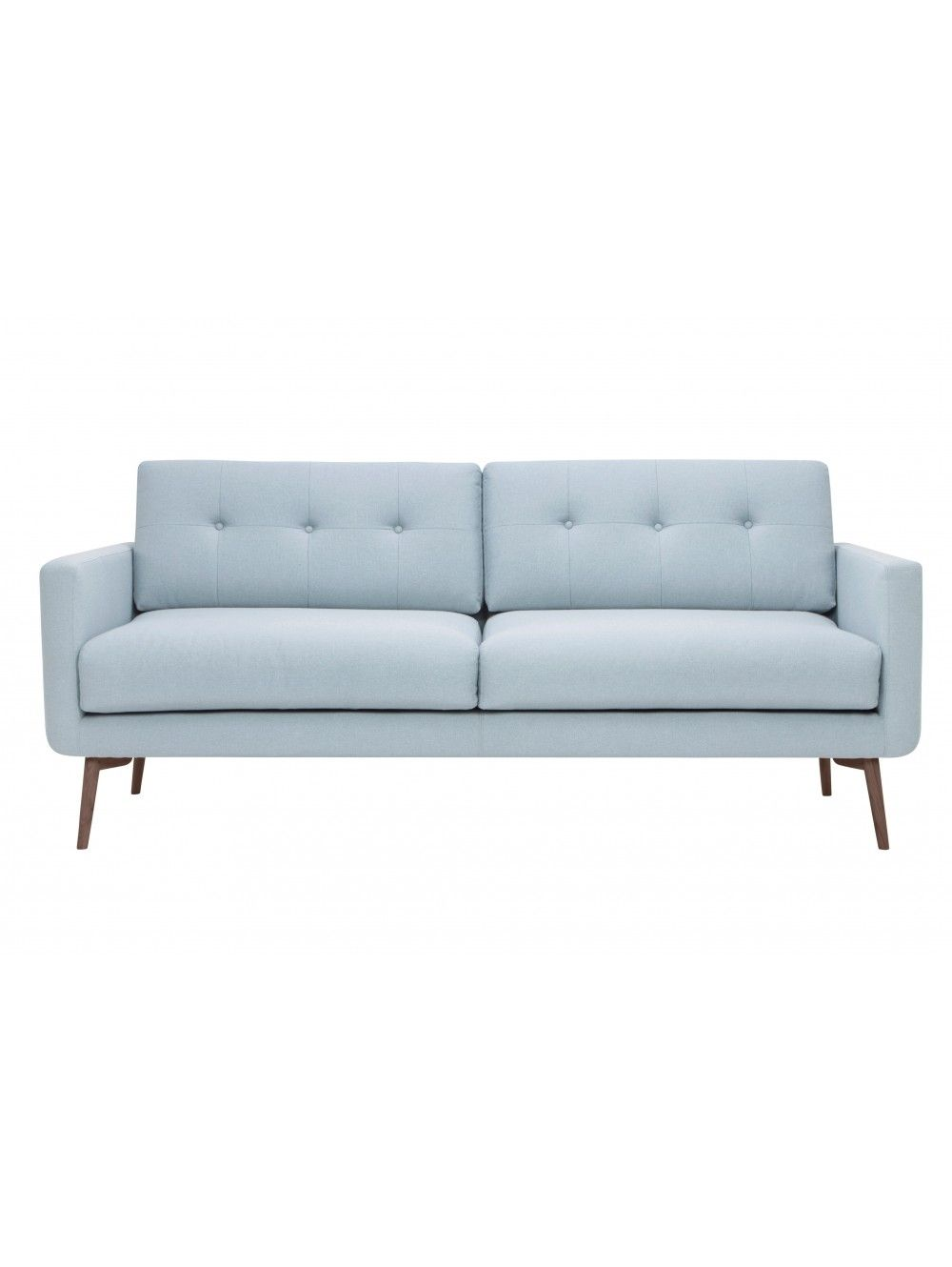 Pamina Sofa Light Blue Modern Sofa Couch Light Blue Couches