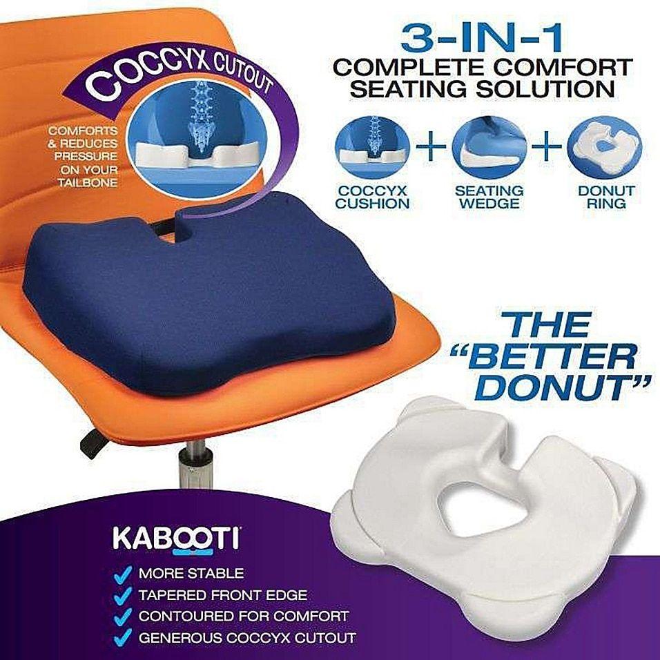 contour kabooti pillow bed bath