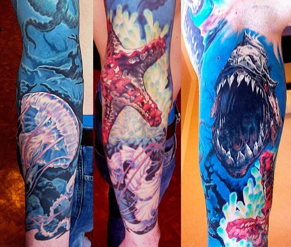 Silo Tattoos Incredible Body Art Masterpieces That Look: Pin On Ink, Ink, Ink