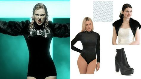 9 Look What You Made Me Do Taylor Swift DIY Halloween Costumes