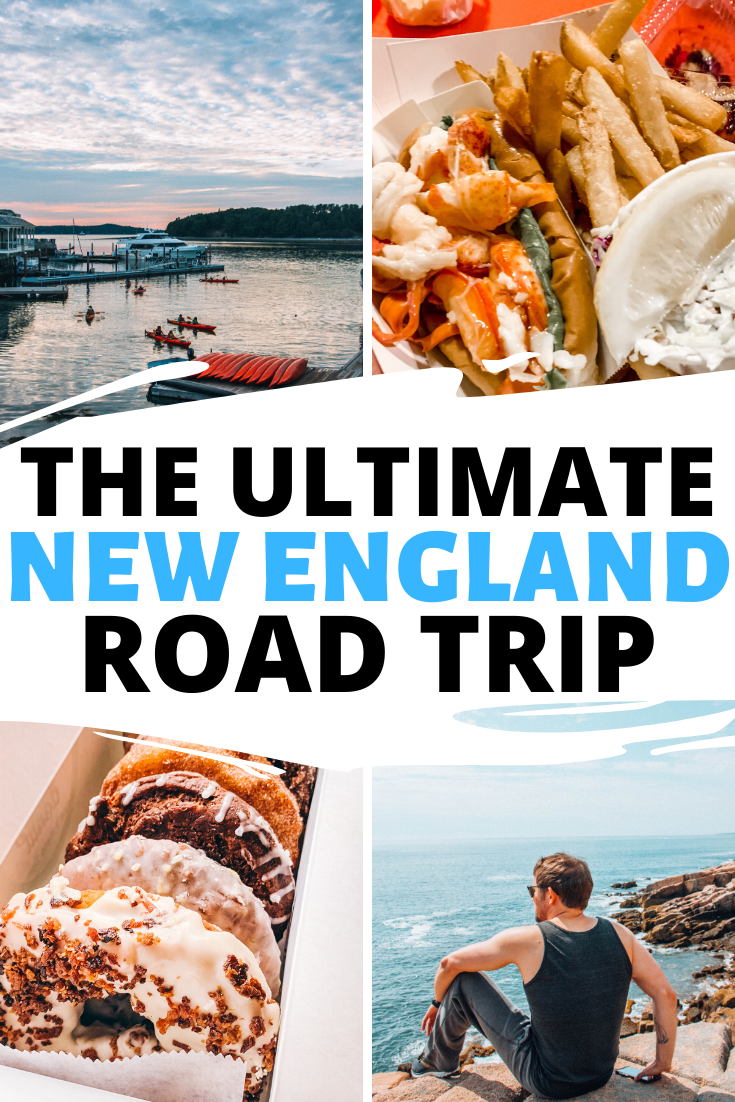 10-Day New England Road Trip | Casey La Vie