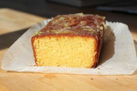 Paul Hollywood Mrs Post Lemon Drizzle Cake