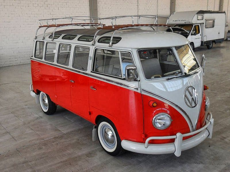 1959 VW Samba 23 Window Bus Vw bus, Volkswagen bus