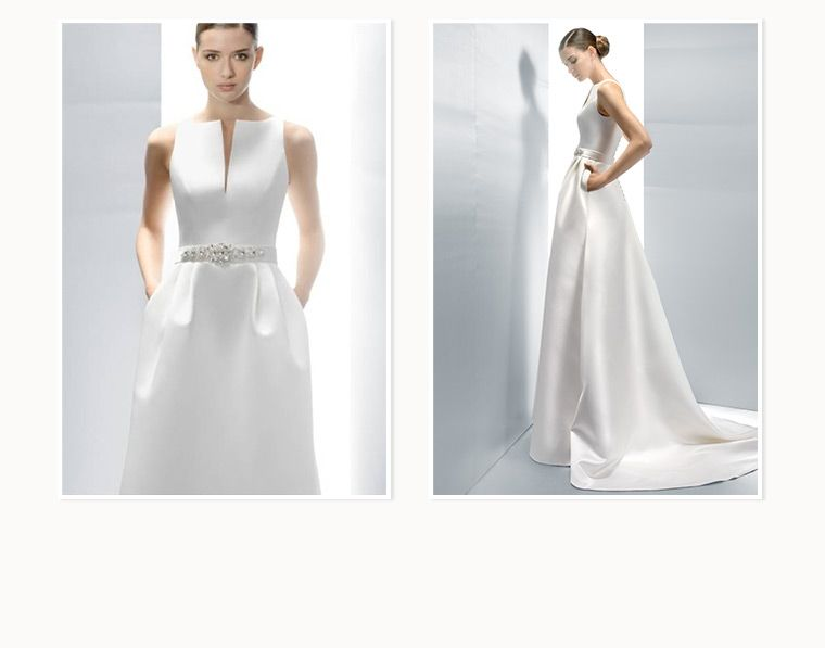 Nordstrom.com - Jesus Peiro Collection Wedding Dress Lookbook ...