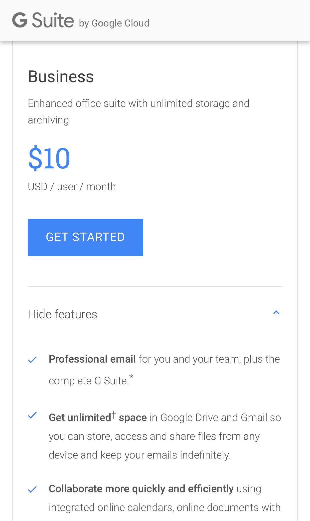Professional Email For You And Your Team Plus The Complete G Suite Get 30gb Of Space In Google Drive And Online Calendar Success Business Video Conferencing