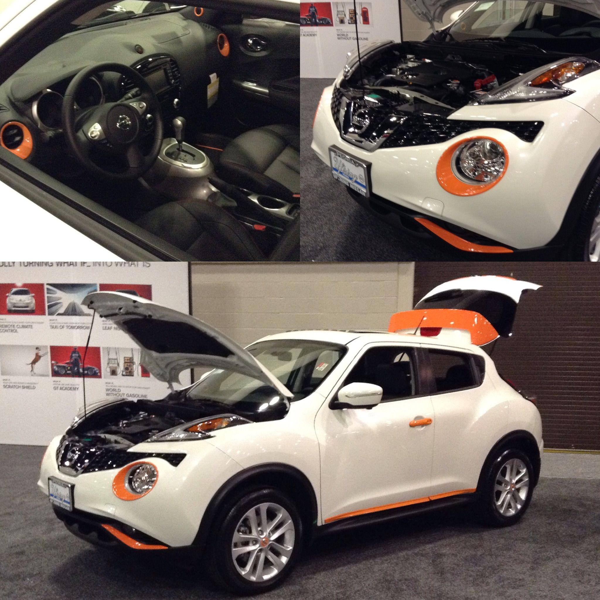 The New 2015 Nissan Juke Color Studio Lets You Choose Any Color