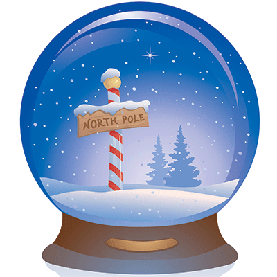 You Are Creative You See The World In Interesting And Unique Ways You Are Definitely A Visionary You A Christmas Paintings Snow Globes Christmas Snow Globes
