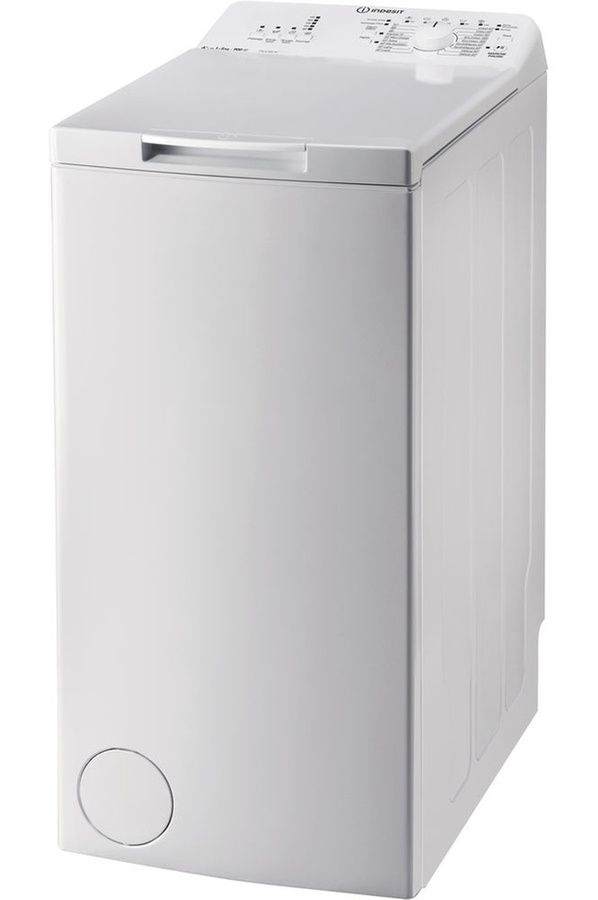 Lave Linge Ouverture Dessus Indesit Itw A 5951 W Fr Trash Can Tall Trash Can Kolor