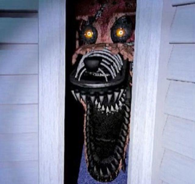 Fnaf 4.... I'm Gonna Have Nightmares!!!